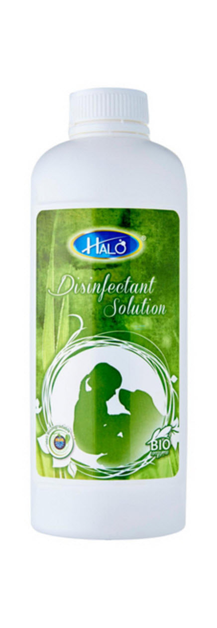 Halo Cleansing Disinfectant Solution