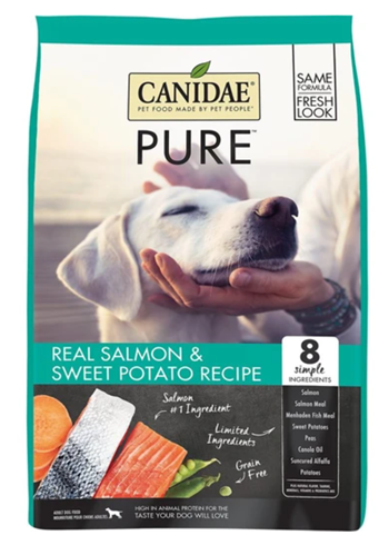 Canidae Grain Free Pure Sea with Salmon Dry Dog Food