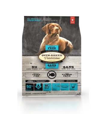 Oven Baked Tradition Fish Grain Free Dry Dog Food