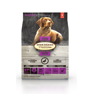 Oven Baked Tradition Duck Grain Free Dry Dog Food