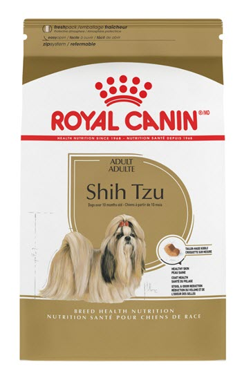 Royal Canin Breed Health Nutrition Shih Tzu Adult 24 Dry Dog Food