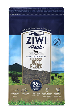 ZiwiPeak Daily Dog Air-Dried Cuisine Beef Dog Food