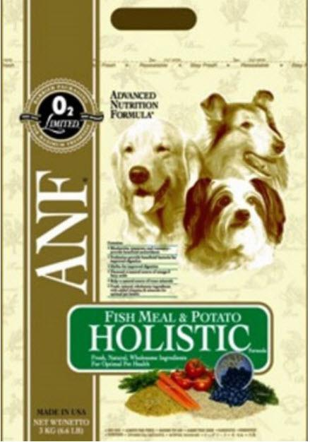 ANF Holistic Fish Meal and Potato Dry Dog Food