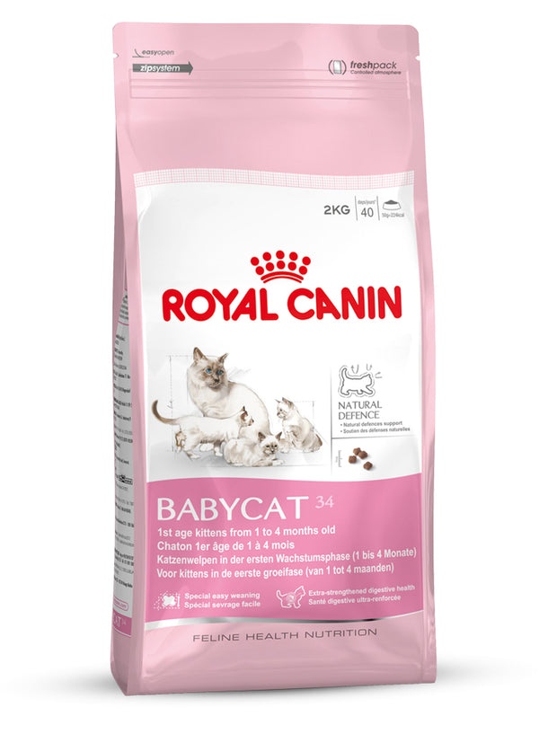 Royal Canin Feline Health Nutrition Mother & Baby Cat 34 Cat Dry Food