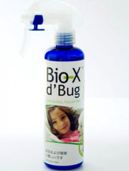 Bio-X d'Bug Spray