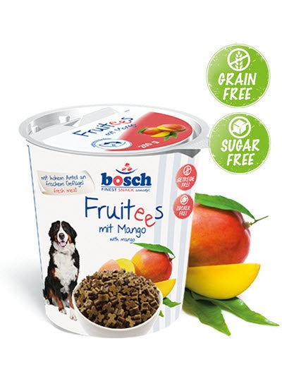 Bosch Finest Snack Fruitees Mango Treats