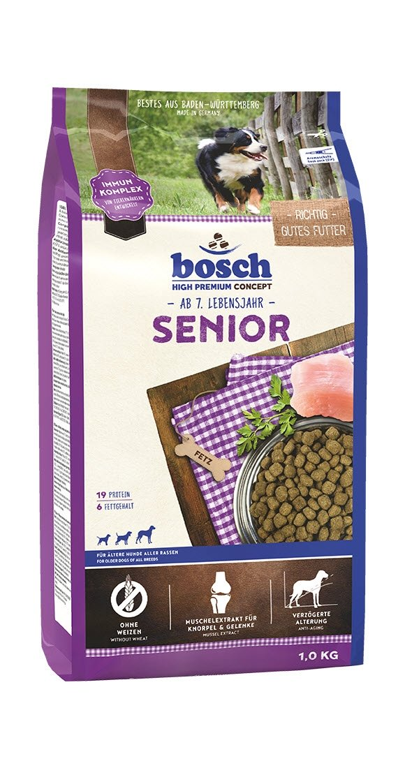 Bosch High Premium Senior Dog Food