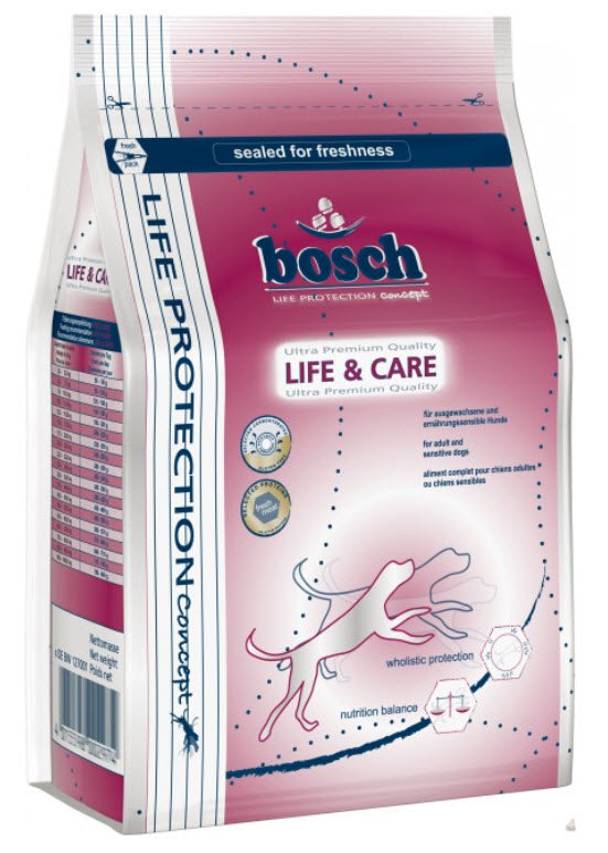 Bosch High Protection Adult Life and Care Dog Food
