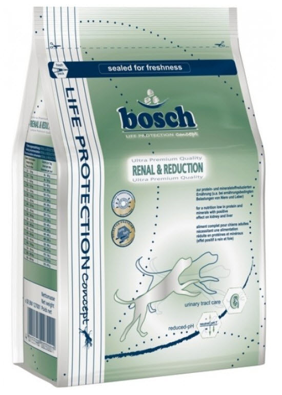 Bosch High Protection Sensible Renal and Reduction Dog Food
