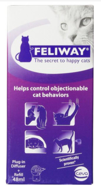 Ceva Feliway Electric Pheromone Diffuser for Cats