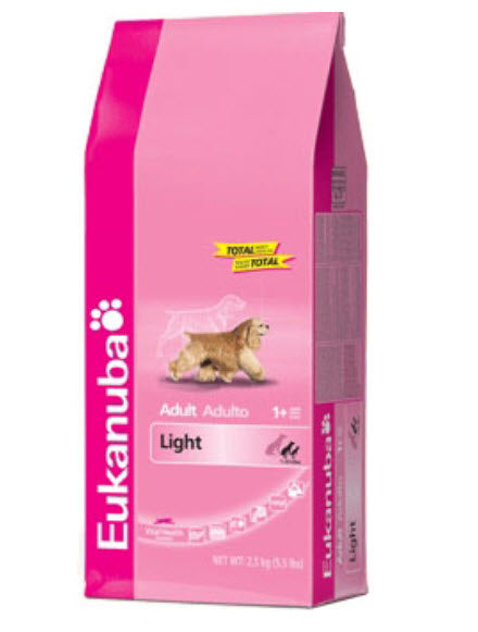 Eukanuba Adult Light Dry Dog Food