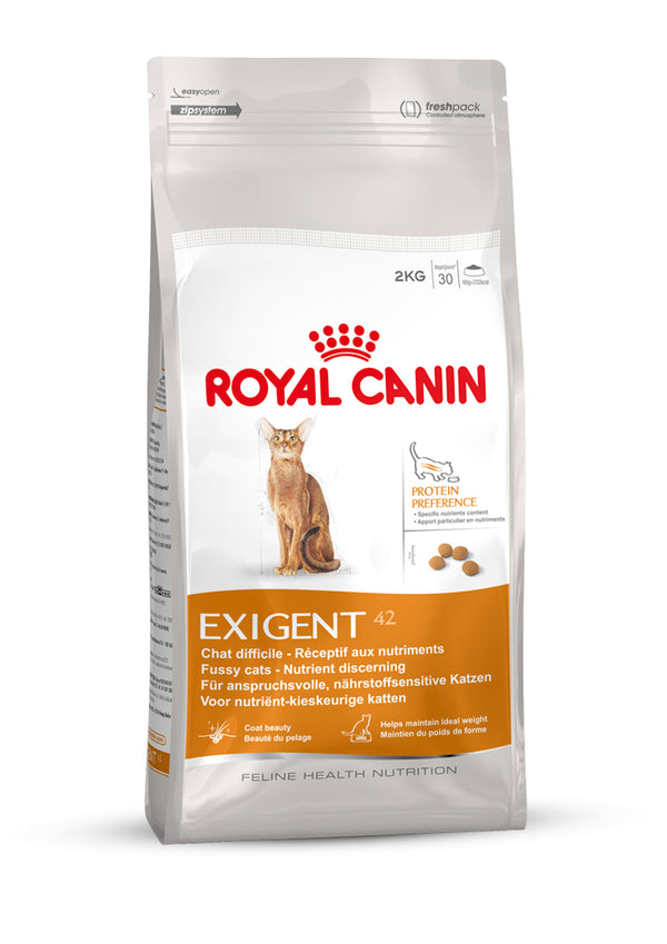 Royal Canin Feline Health Nutrition Exigent 42 Protein Cat Dry Food