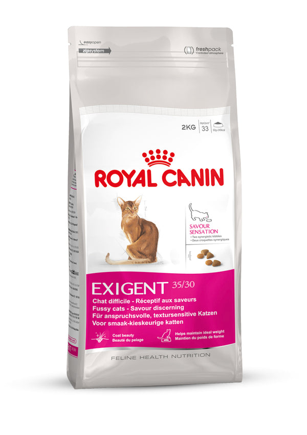 Royal Canin Feline Health Nutrition Exigent 35/30 Savour Cat Dry Food