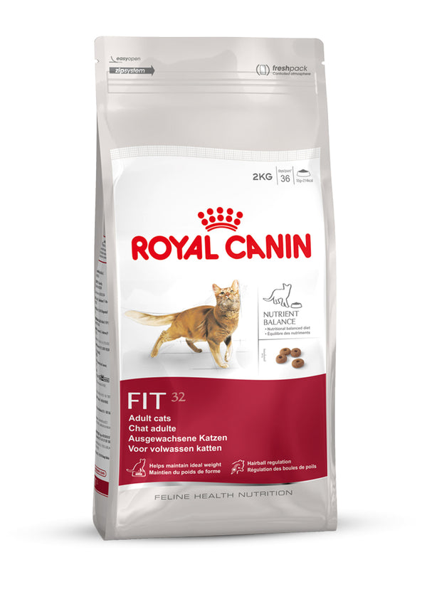 Royal Canin Feline Health Nutrition Fit 32 Cat Dry Food
