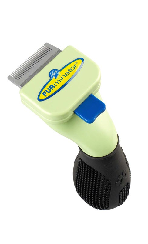 Furminator Dog Deshedding Tool for Short Hair Pets
