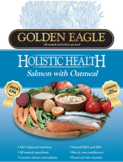 Golden Eagle Holistic Health Salmon with Oatmeal Dry Dog Food