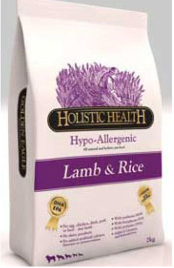 Golden Eagle Holistic Health Grain Free Hypo Allergenic Lamb and Rice Dry Dog Food