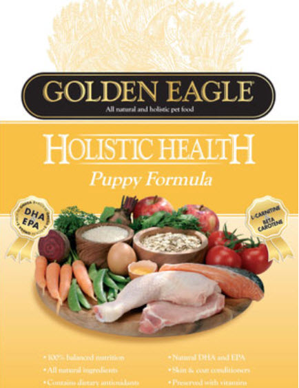 Golden Eagle Holistic Health Puppy Formula Dry Dog Food