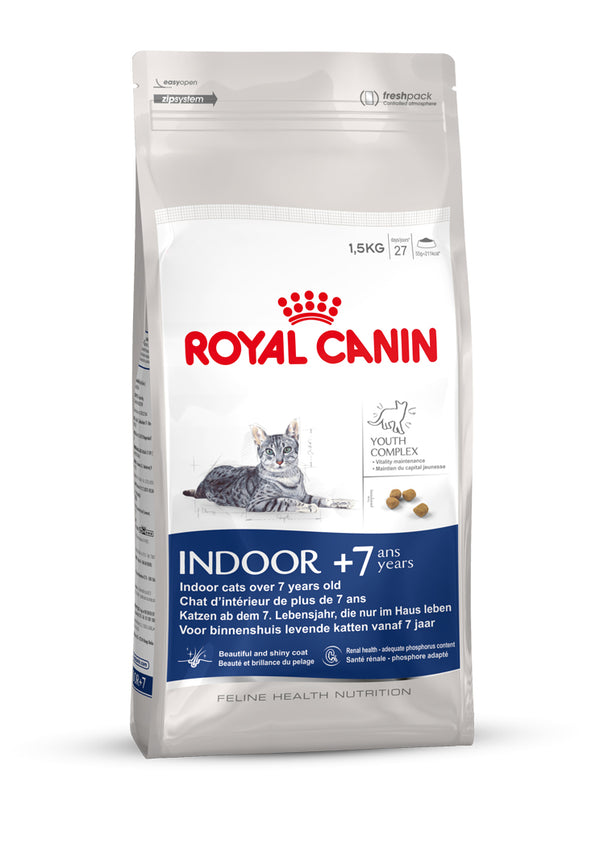 Royal Canin Feline Health Nutrition Indoor +7 Cat Dry Food