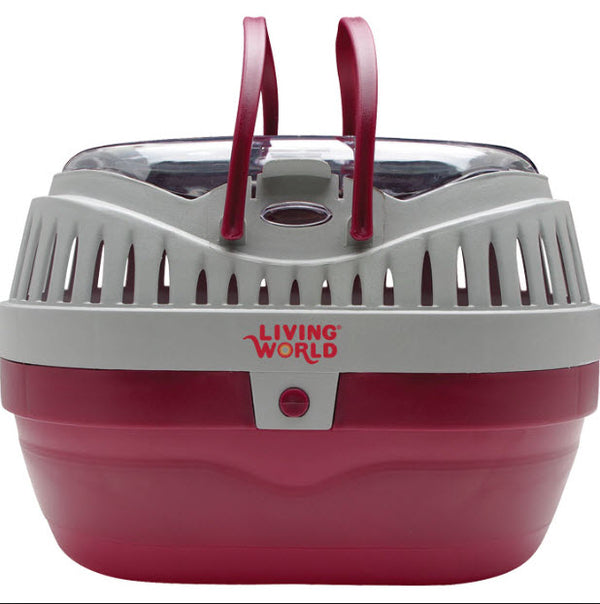 Living World Large Pet Carriers for Rabbit Guinea Pigs