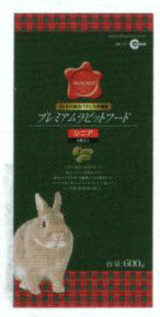 Marukan Rabbit Senior Premium Food