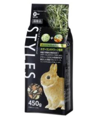 Marukan Styles for Netherland Dwarf Rabbit Food