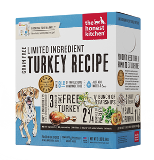 The Honest Kitchen Marvel Grain Free Dehydrated Dog Food