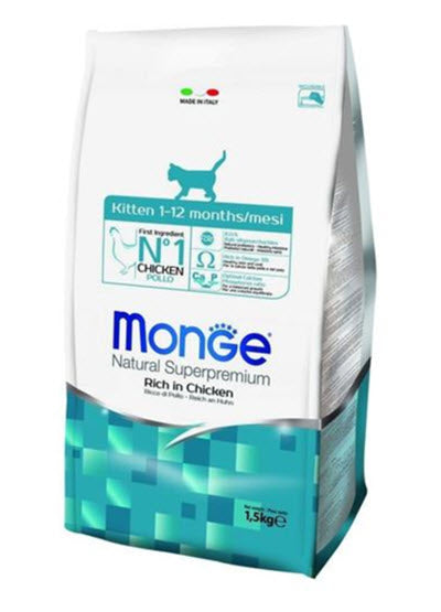Monge Kitten Cat Dry Food
