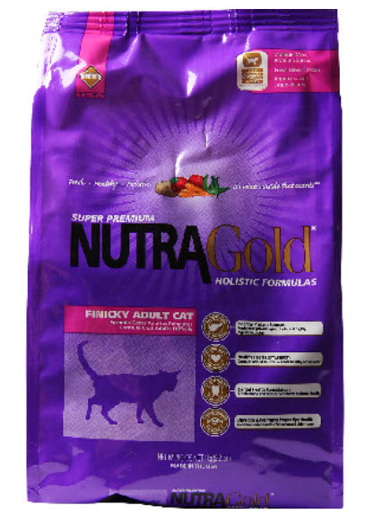 Nutragold Finicky Adult Dry Cat Food
