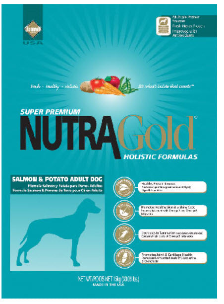 Nutragold Salmon And Potato Dry Dog Food