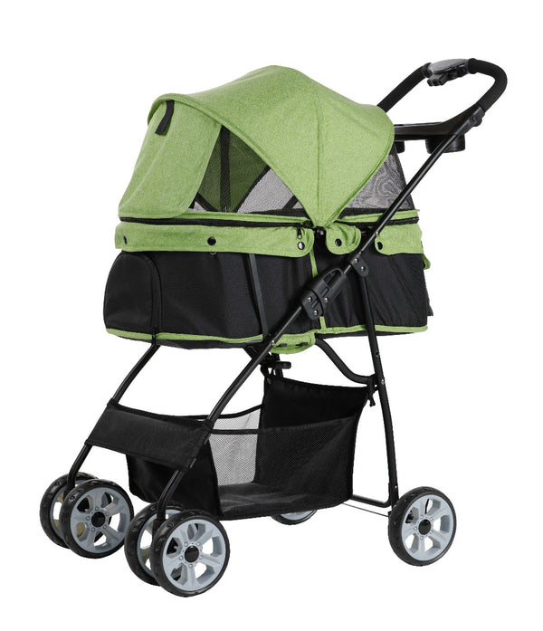 Pettyman Pet Stroller for up to 20Kg