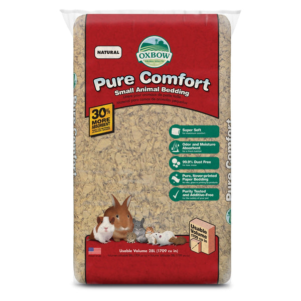 Oxbow Pure Comfort Natural Small Animal Bedding