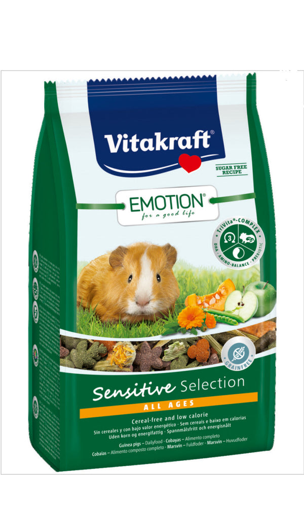 VitaKraft Emotion Sensitive Selection Guinea Pig Food