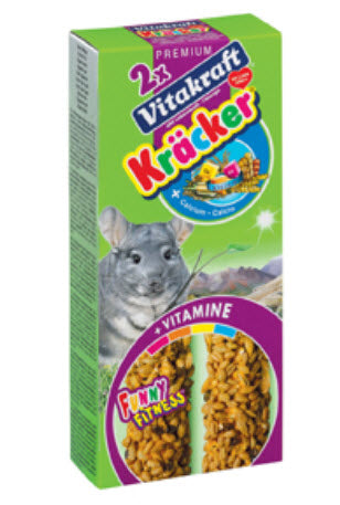 VitaKraft Kracker Calcium Chinchilla Snack
