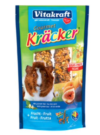 VitaKraft Kracker Fruit Guinea Pig Snack