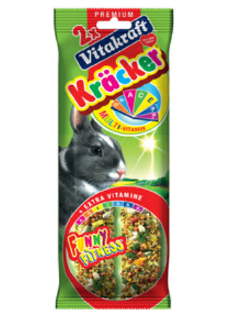VitaKraft Kracker Multi-Vitamins Rabbit Snack