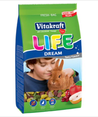 VitaKraft Life Dream Rabbit Food