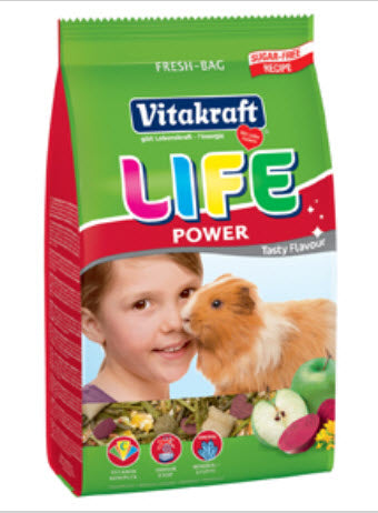VitaKraft Life Power Guinea Pig Food