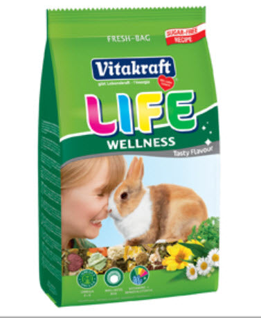 VitaKraft Life Wellness Rabbit Food