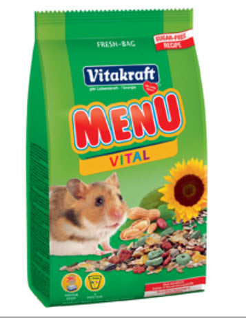 VitaKraft Menu Vital Hamster Food