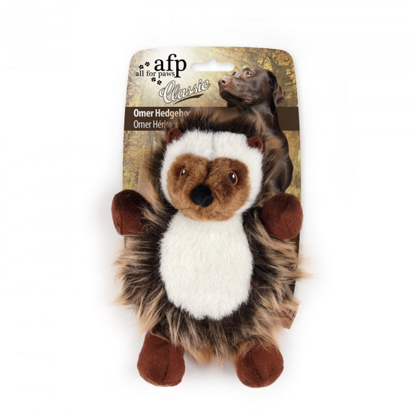All for Paws AFP Classic Omar Hedgehog for Pets