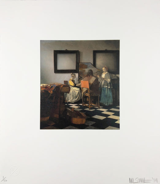 Vermeer - The Concert, Nick Smith