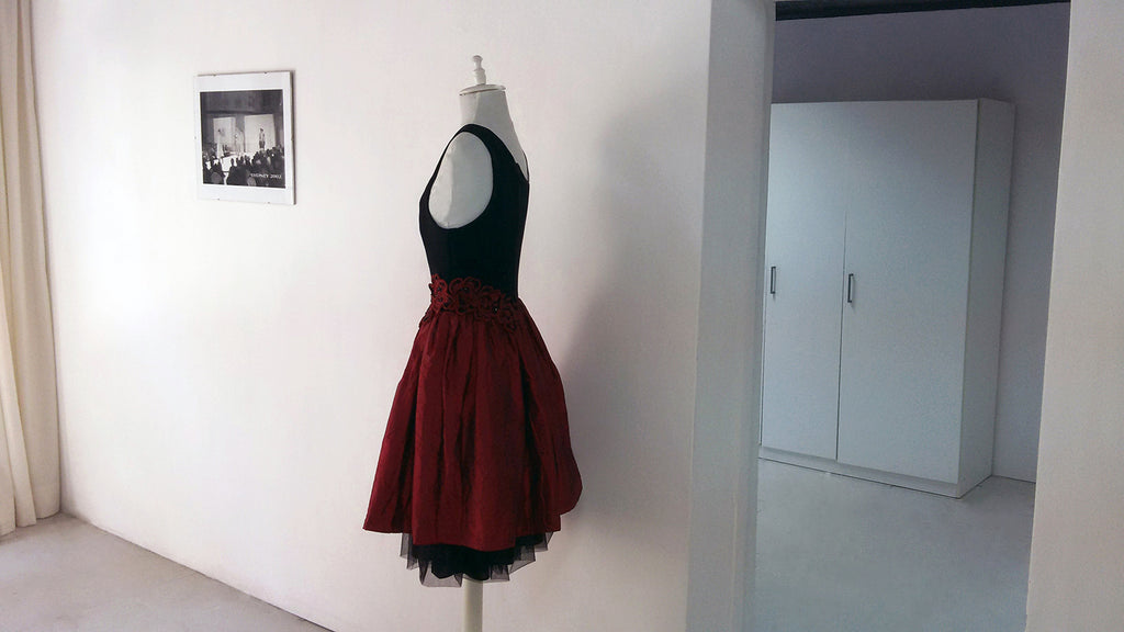 atelier ixtys dress dresses showroom shop fashion