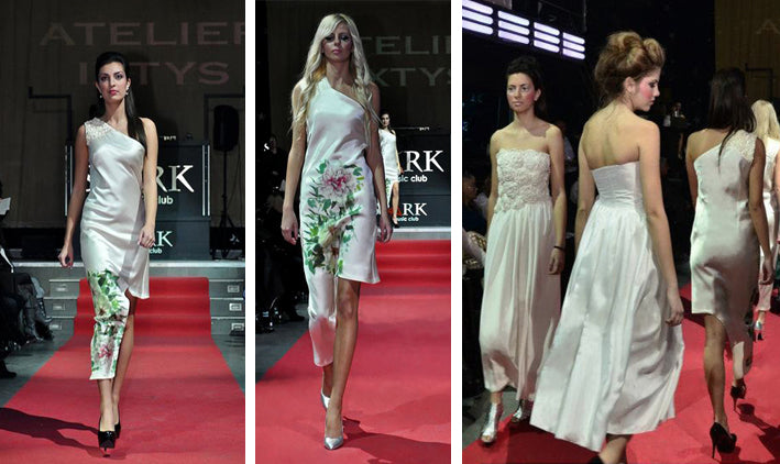 atelierixtys dresses fashion show serbia bulgarian fashion designers
