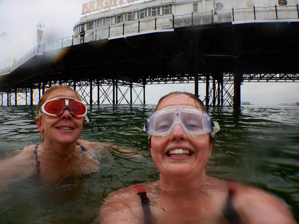 brighton swimming