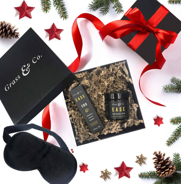 EASE CBD Christmas Cracker | Grass & Co.