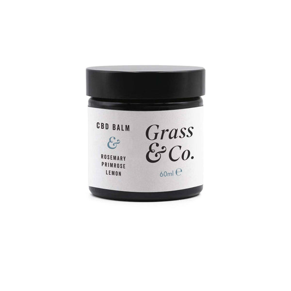 CALM 300MG CBD BALM - Grass & Co.
