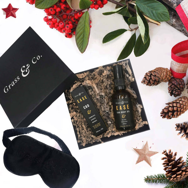 Little Box of Christmas EASE | Grass & Co.