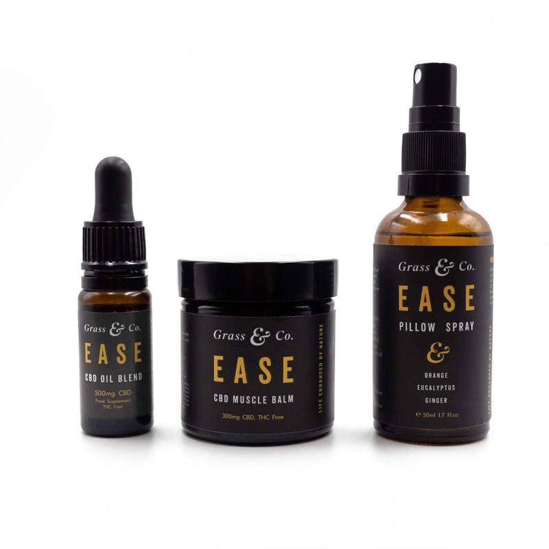 CBD & Yoga Kit | Grass & Co.