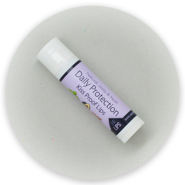 Daily Protection - Avocado and Basil Lip Balm